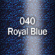 040 royal blue